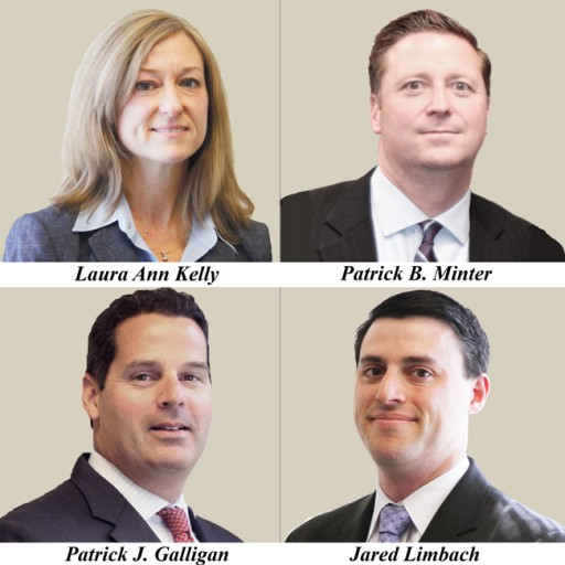 Continued Growth at Donnelly Minter & Kelly, LLC With Attorneys Named to 2018 Super Lawyers and Rising Stars Lists