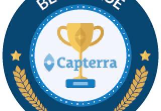 Capterra Badge: Best Value