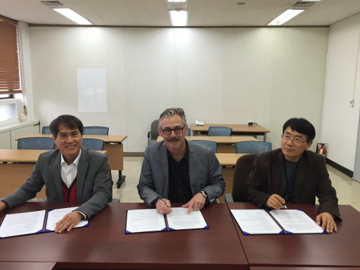 2C Light Co. Ltd. and TK Corporation Sign MOU for Exclusive Supply of Electricity Generating Solar Fabric, SolFab™
