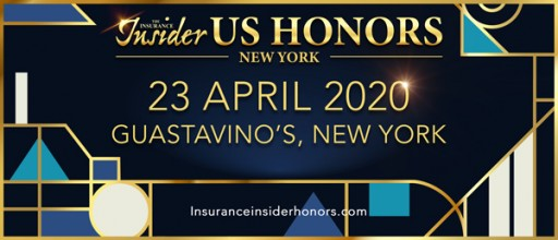 Insurance Insider Launch United States (Re)Insurance Market Honors