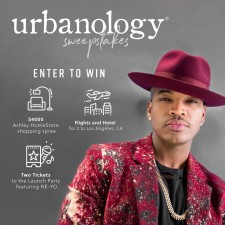 Ashley HomeStore Urbanology Sweepstakes