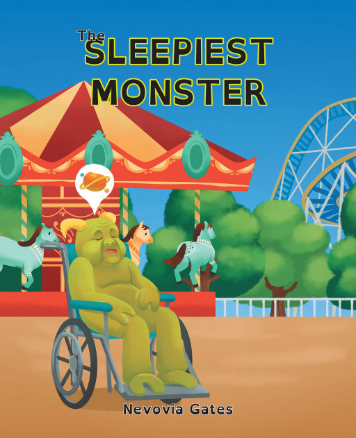 Nevovia Gates' new book, 'The Sleepiest Monster', is a whimsical tale about the one unforgettable celebration in Slumberville