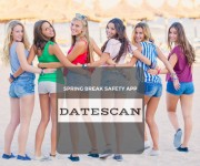 DateScan - Spring Break Safety App