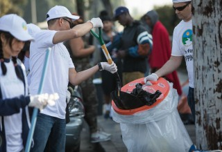 Cleaning up Hollywood