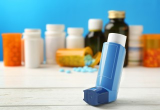 Asthma Inhaler & Medications