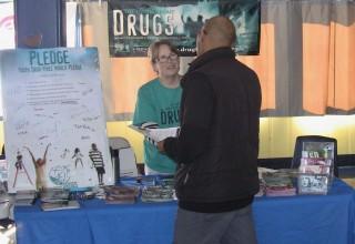 Sacramento chapter of Foundation for a Drug-Free World
