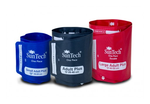 SunTech Medical Introduces the Small Adult PLUS Blood Pressure Cuff