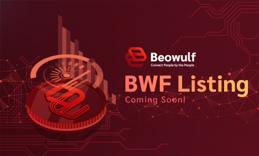 Beowulf Blockchain Gears Up for Its Native Coin's Listing with $200,000 Trading Contest