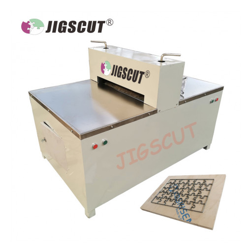 JIGSCUT Launched Jigsaw Puzzle Machine Designed for Small Businesses Offering Puzzle-Making Solutions