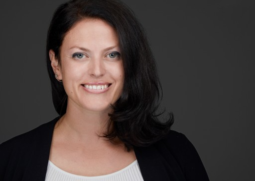Carly Bodmer, Director of Sales and Communications