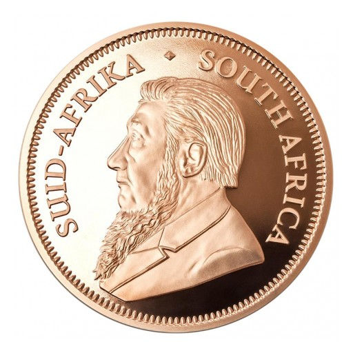 Celebrate the 50th Anniversary of the Gold Krugerrand at the ANA in Denver