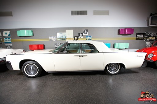 Get Presidential at the  National Automobile Museum
