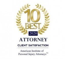 Top 10 Texas Personal Injury Attorneys Awarded to Stewart Guss