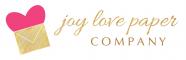 Joy Love Paper Company