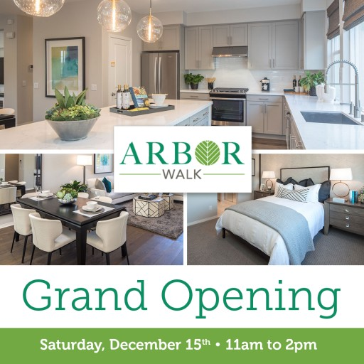 Olson Homes to Debut New Arcadia Neighborhood This Saturday, December 15th