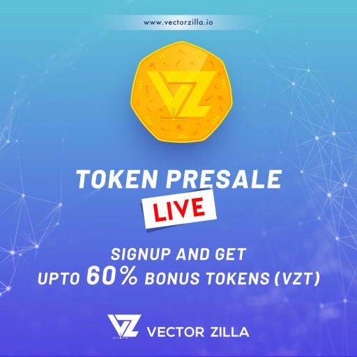 VectorZilla ICO Pre-Sale Goes Live
