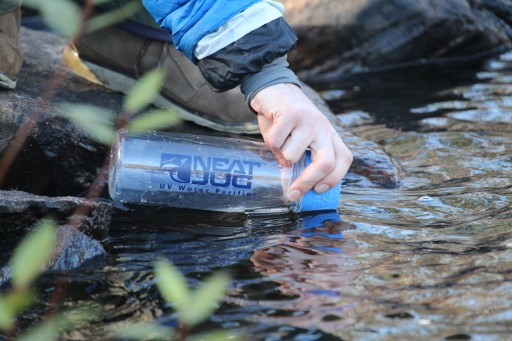 Canadian Team Releases Self-Charging Water Purifying Bottle