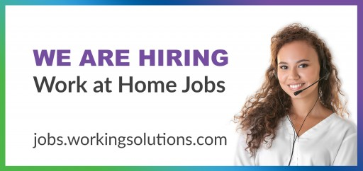 Working Solutions Hiring 1,000s for Holidays