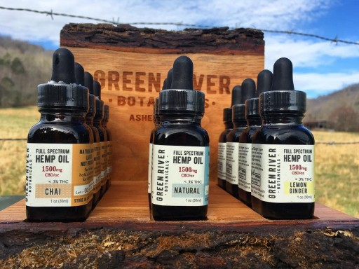 Green River Botanicals Launches Progressive CBD Affiliate Program