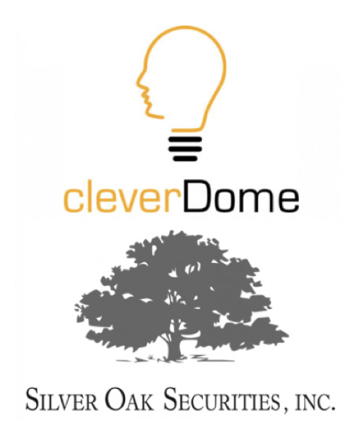 cleverDome and Silver Oak Securities to Provide Military-Grade Cybersecurity to Advisors and Representatives