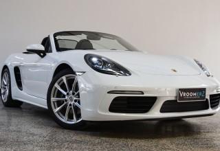 Porsche on Vroomerz