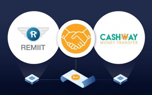 REMIIT and CASHWAY Announce Alliance to Facilitate Blockchain Money Transfers to Nepal