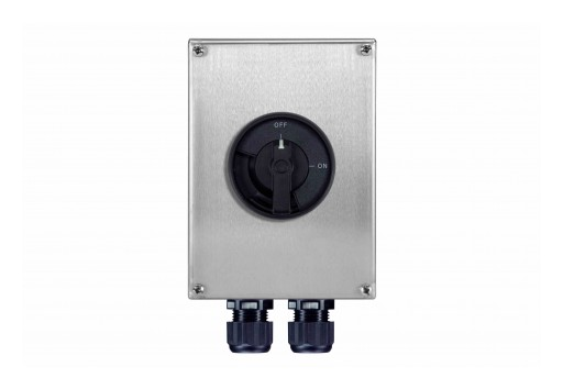 Larson Electronics Releases Explosion-Proof, Non-Fused Disconnect Switch Isolator, 63A, 415V 50Hz