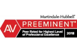 AV Preeminent Rating Logo