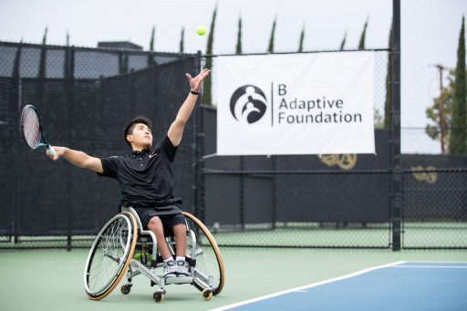 Young Wheelchair Tennis Athletes and Aspiring Paralympians From Japan, Canada, and the United States Meet in Los Angeles