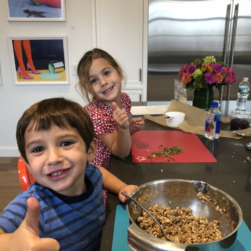 A Company Teaching Kids How to Eat Better- Through Cooking Classes