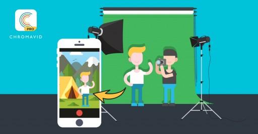 Chromavid PRO App - Record Chroma Videos on iOS Devices Easily