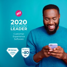 Swell Chosen as GetApp Customer Experience Category Leader