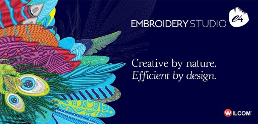 Wilcom International Launches Their Flagship Product Line EmbroideryStudio E4