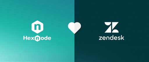 Hexnode Integrates With Zendesk for Easier Management Along With Ticket Handling