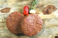 Bison Chipotle Burger