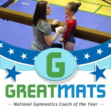 Greatmats National Gymnastics Coach of the Year