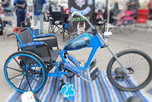Motorcycle Riders Create One-of-a-Kind Custom Wheelchairs at Full Throttle Law Event