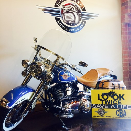 The Karney Law Firm Supports Motorcycle Safety Awareness Month