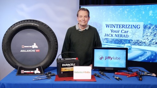 Car Expert Jack Nerad Shared With Tips on TV Blog Ways to Winterize Your Ride