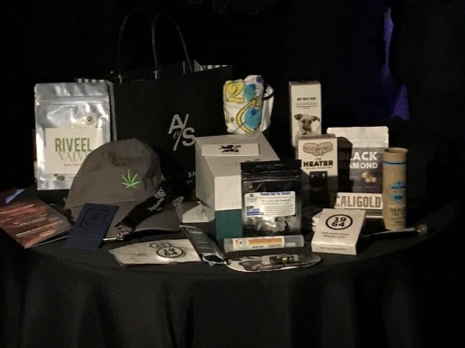 Top Cannabis Company to Create First-Ever Cannabis Gift Bag for Nominees at a Major Awards Show