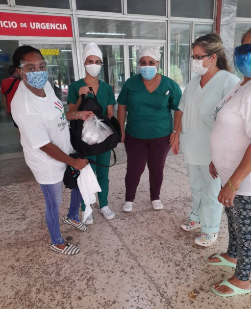 Heal the Earth Foundation Delivers Medication to Cuban People in Need