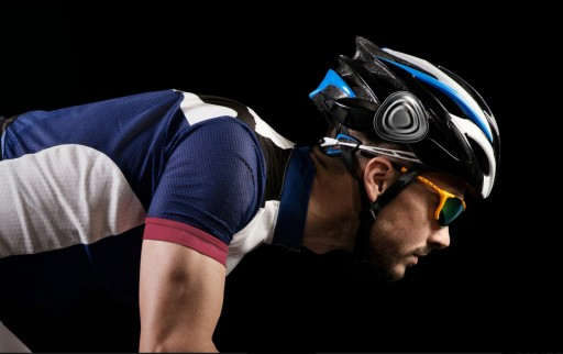 Meet Ahead: World's Smallest Device That Turns Your Helmet Smart