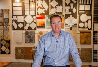 Patrick Feely, Owner Art Tile