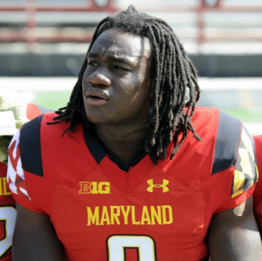 Trey Edmunds, Looking to Make Even More Impressive Numbers at Maryland Pro Day, March 29th, 2017, per Inspired Athletes