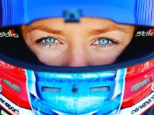 GEAR Racing team driver Christina Nielsen