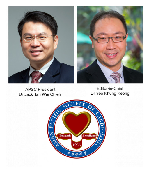 Radcliffe Cardiology Launches New Title: JAPSC: Journal of Asian Pacific Society of Cardiology on Behalf of the Asian Pacific Society of Cardiology