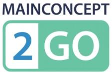 MainConcept 2GO Product Logo
