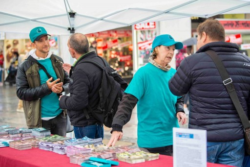 German Scientologists Bring Good Sense to the Fight Against Drugs