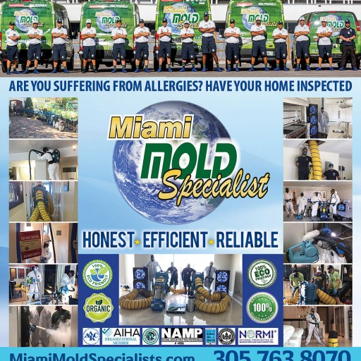 Miami Mold Specialist Launches New Environmental Consulting Service Division