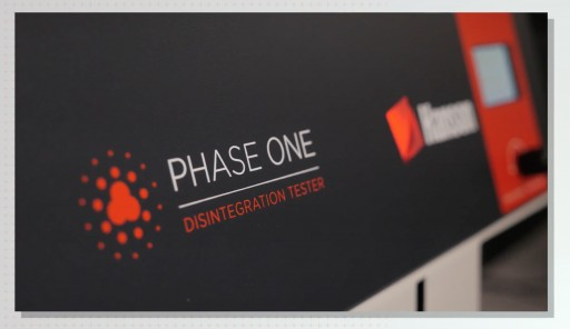 Hanson Research Releases New Phase One™ Disintegration Tester